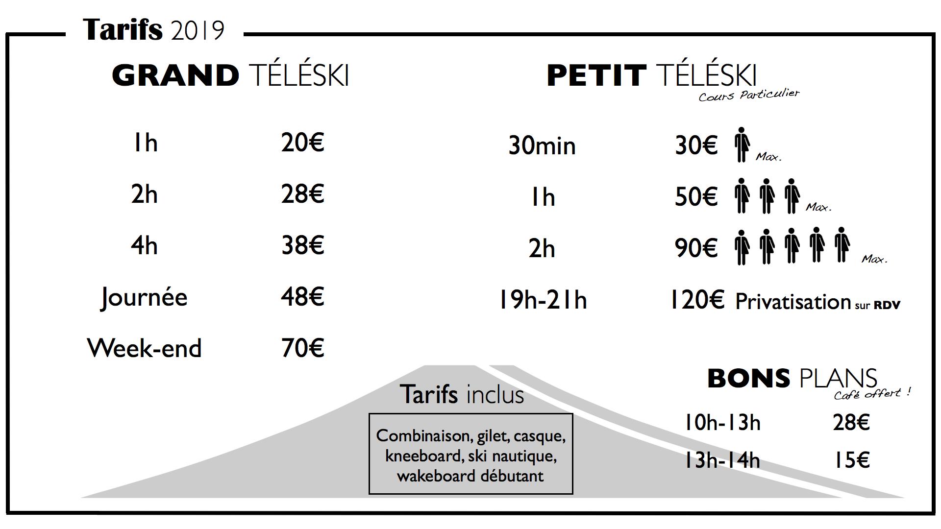 Tarifs 2019.003